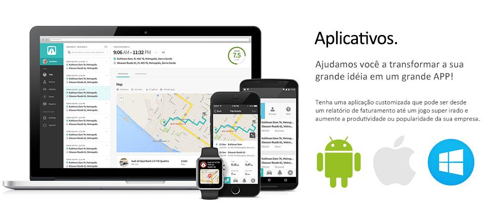 O aplicativo que você deseja pode não existir, mas a empresa que o desenvolve sim.